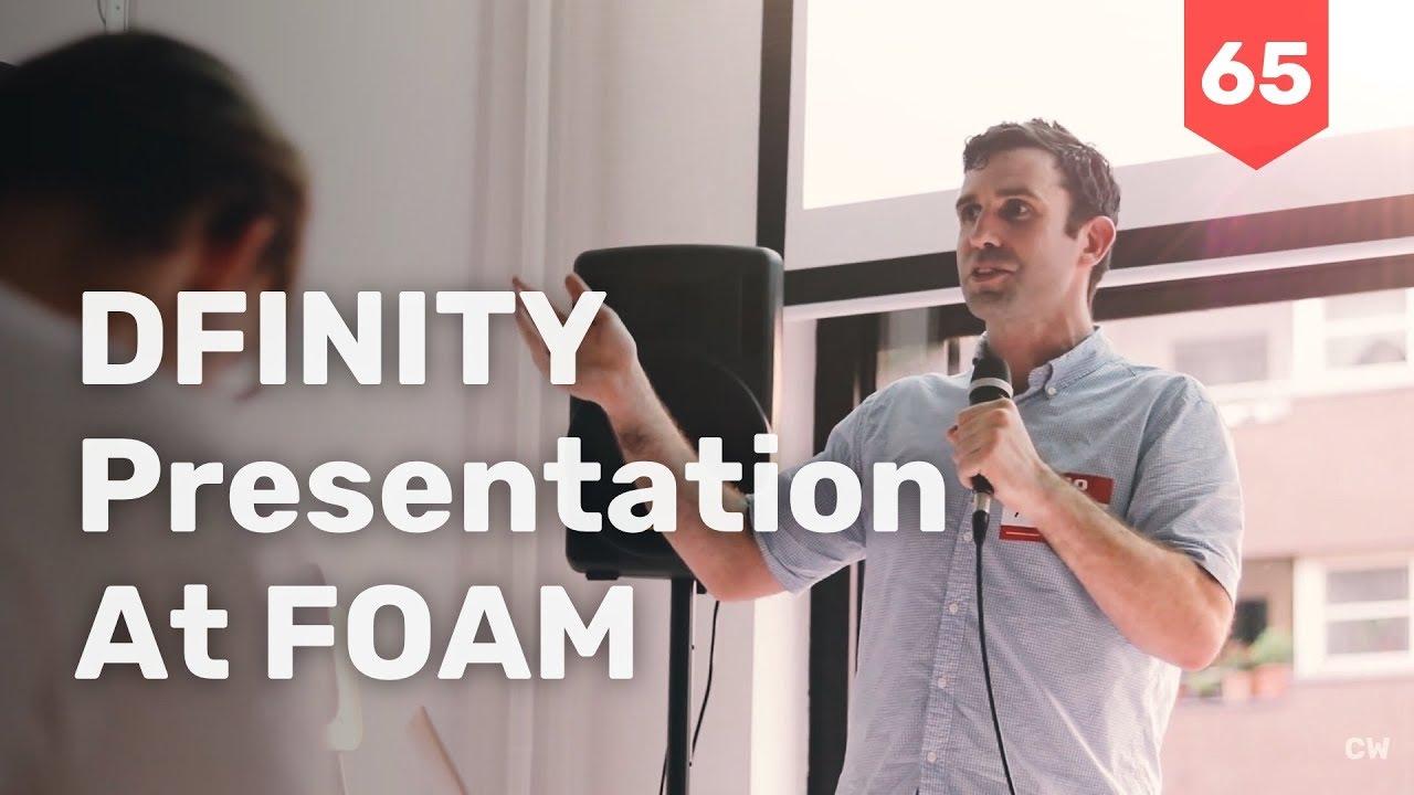 DFINITY presentation