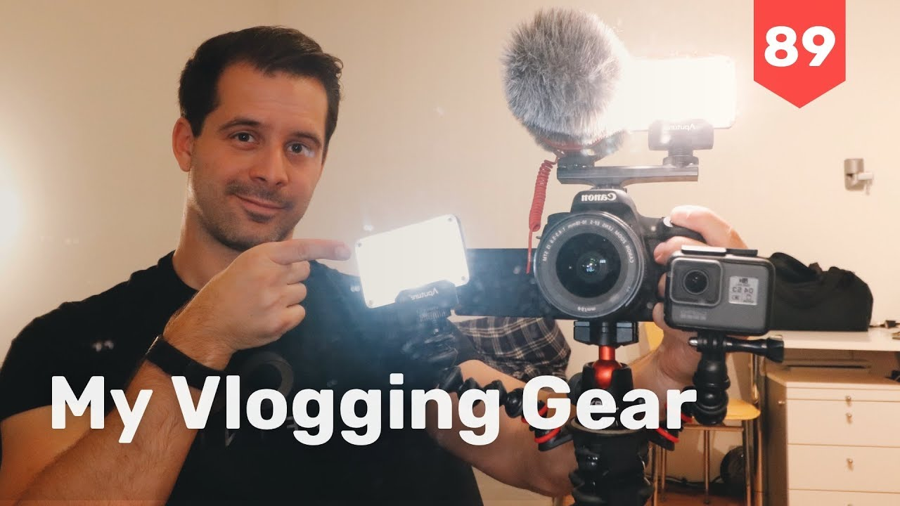 vlogging gear