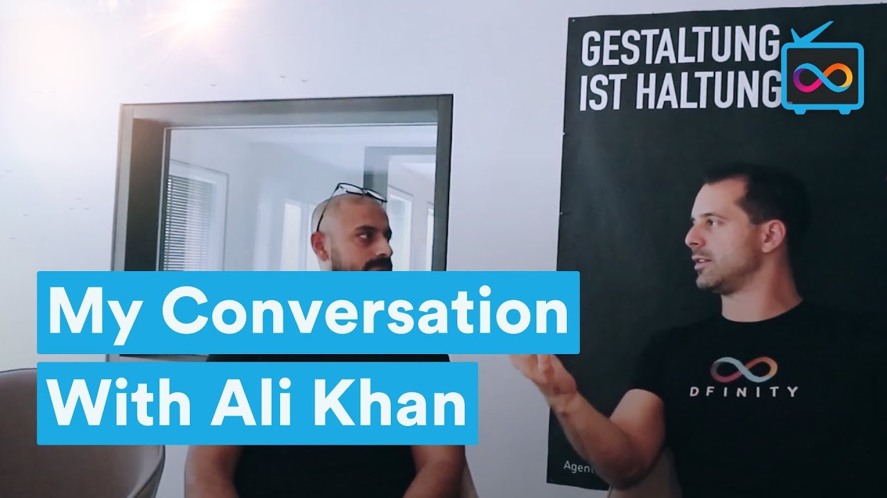 My Conversation with Ali Khan
