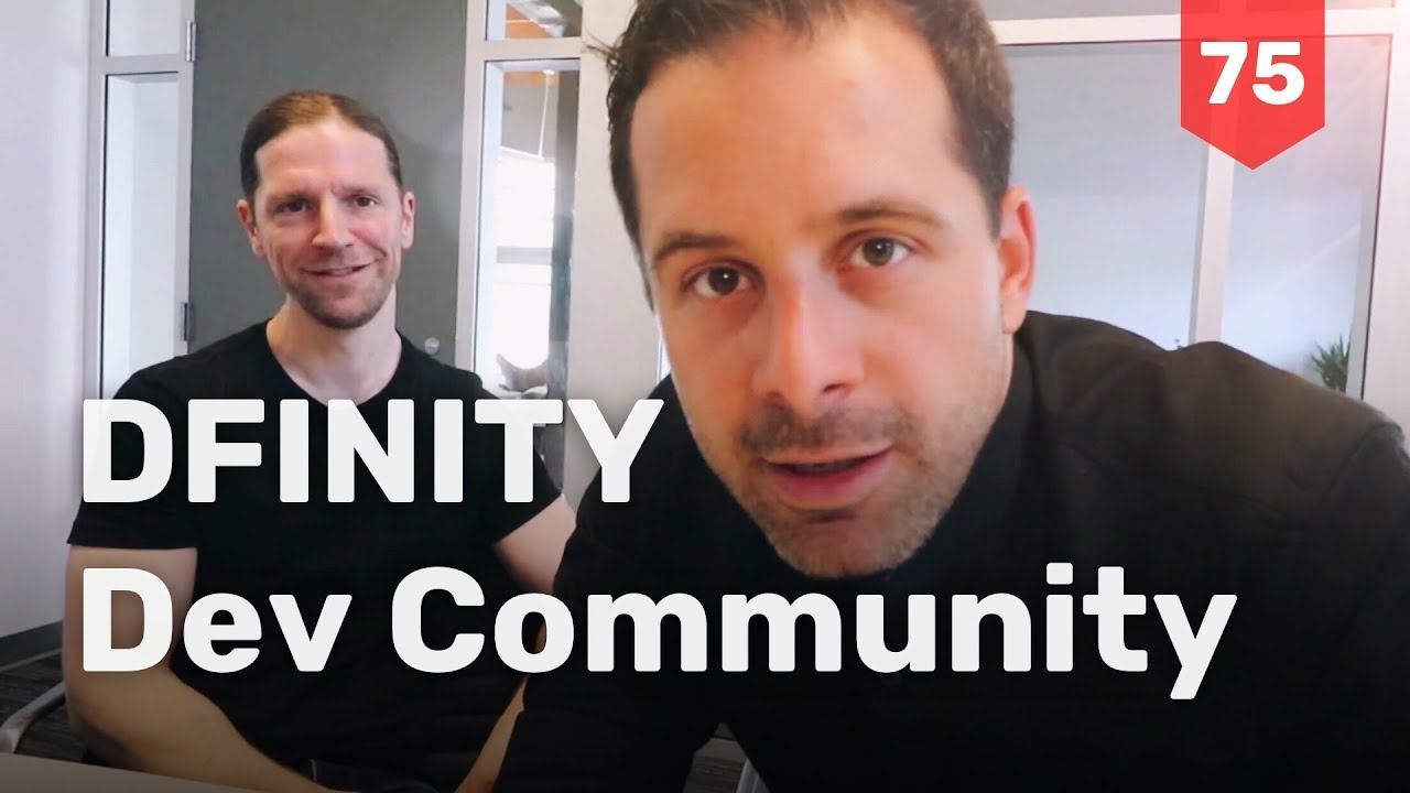 dfinity developer