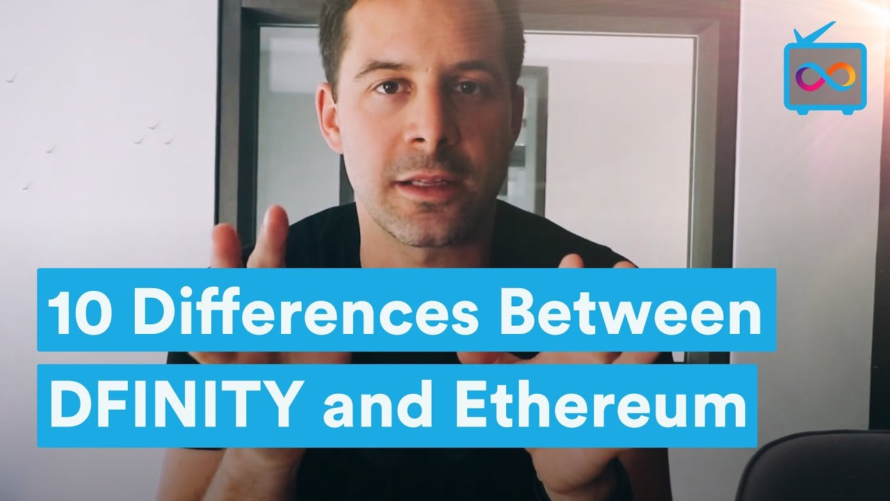 10 differences between DFINITY and Ethereum