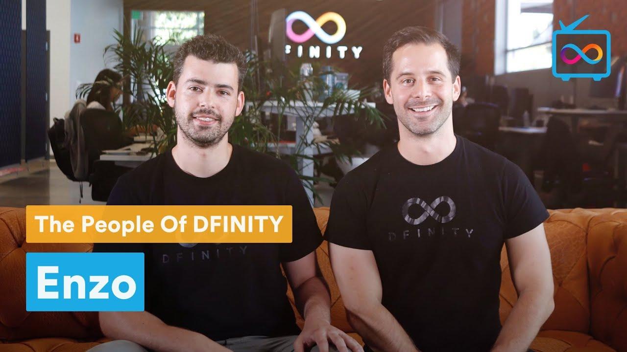 The People of DFINITY: ENZO