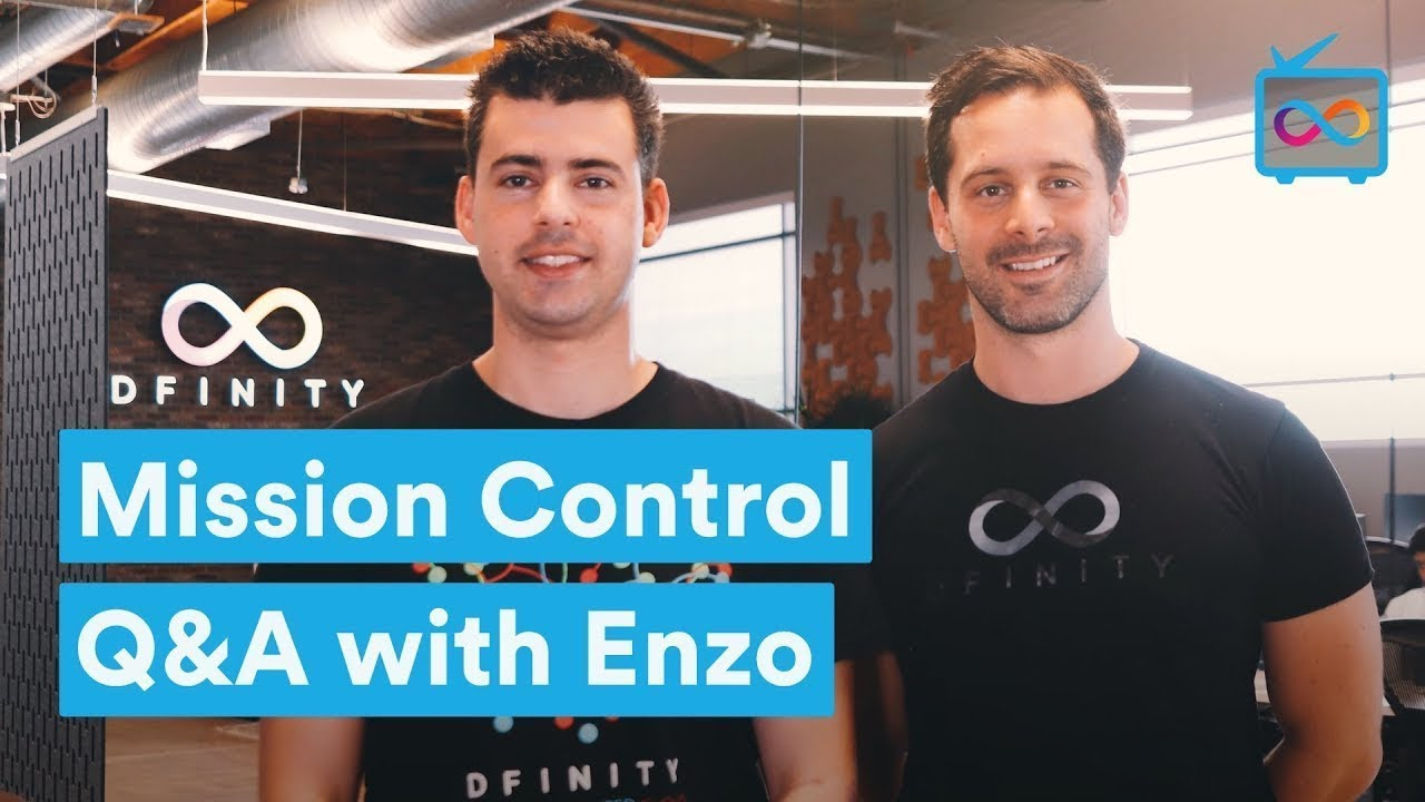Mission Control Q&A with Enzo
