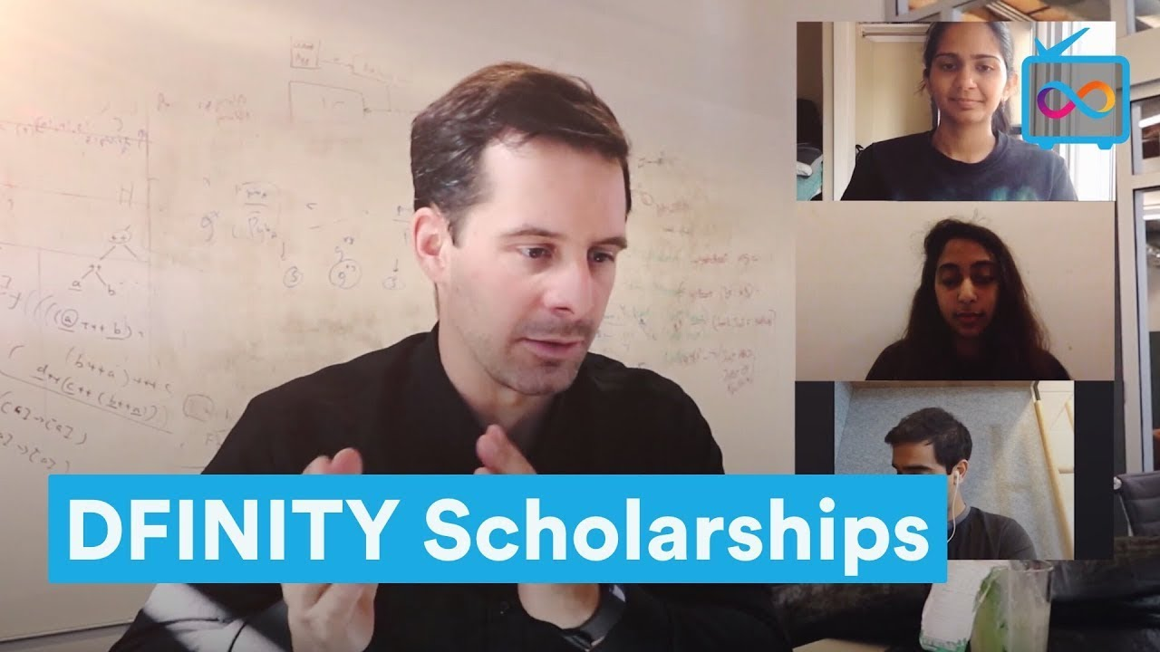DFINITY Scholarships