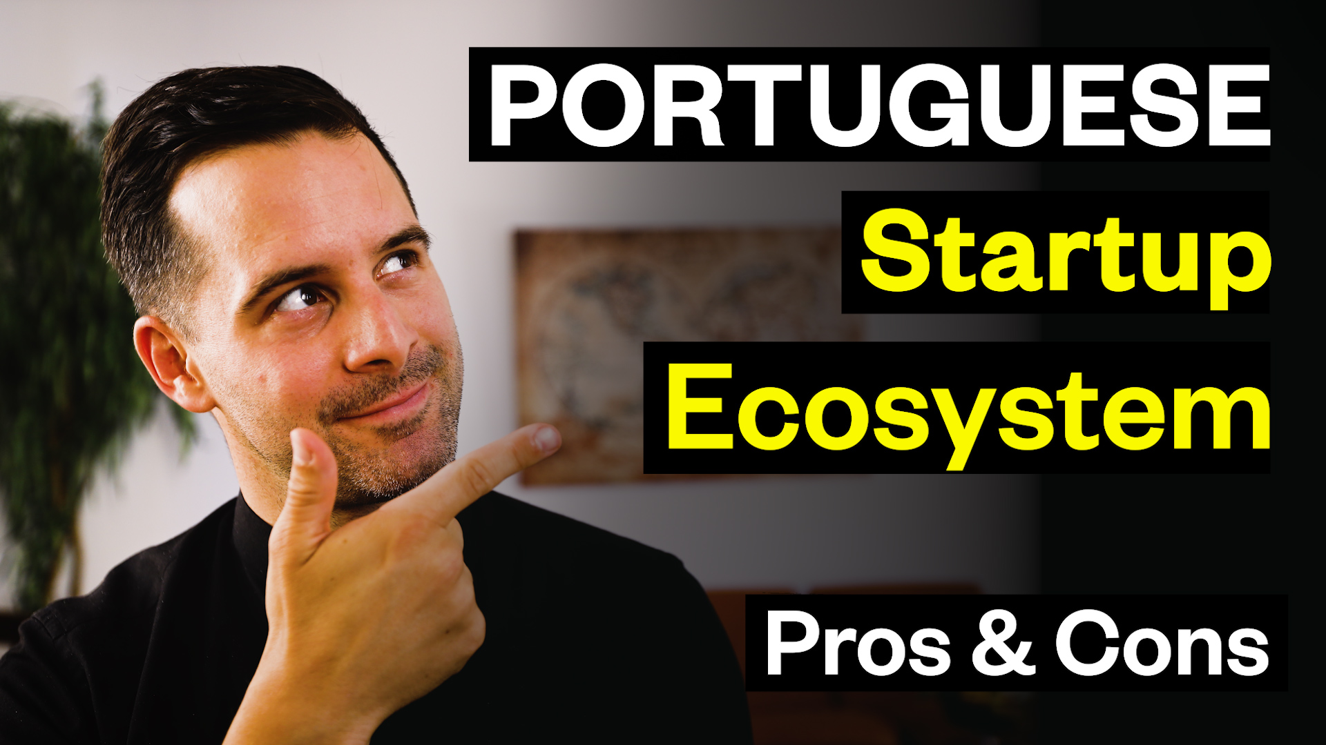 Portuguese startup ecosystem: Pros & cons for investors & founders