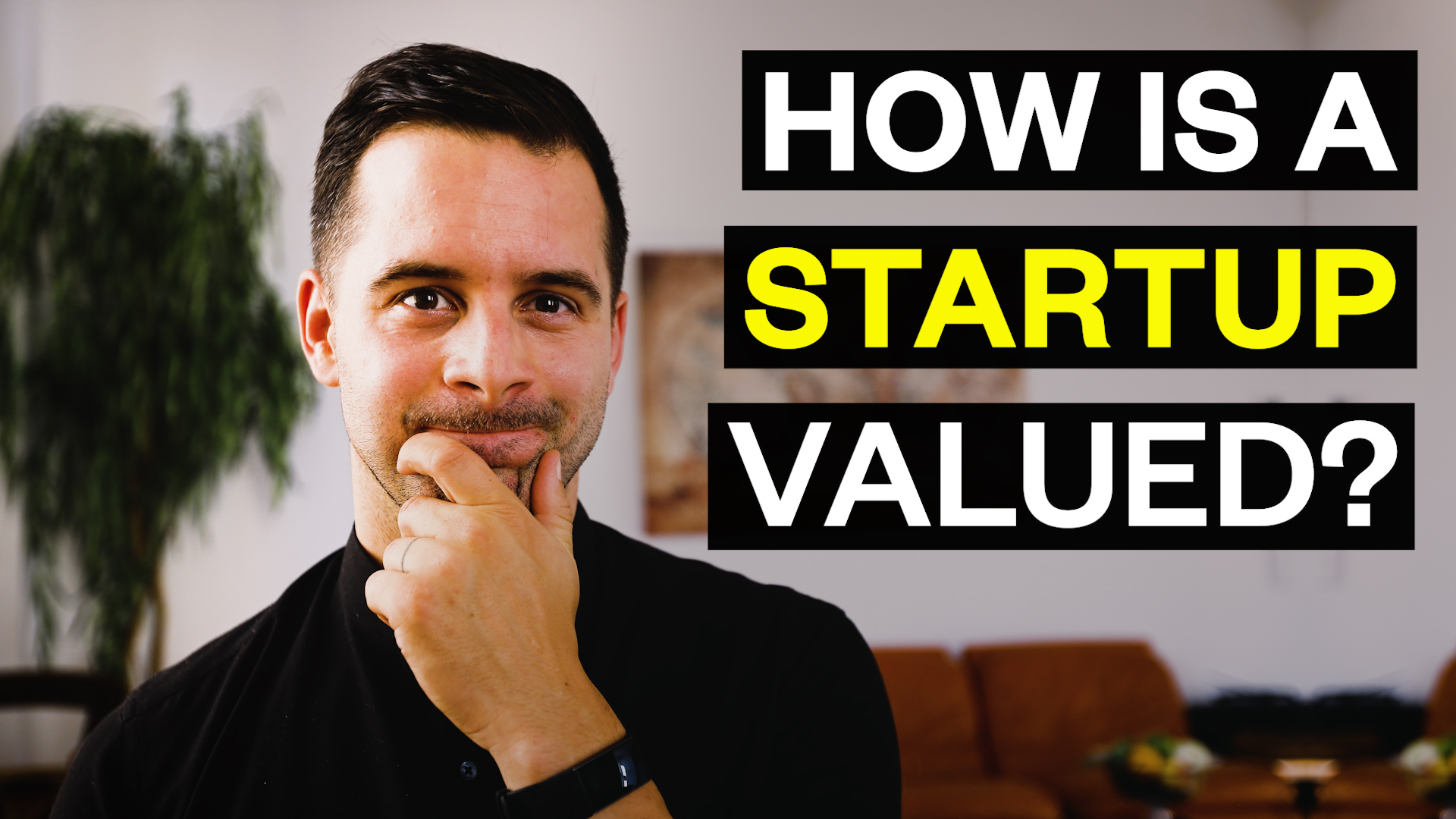 How is a startup valued? An insight into an investors mind.