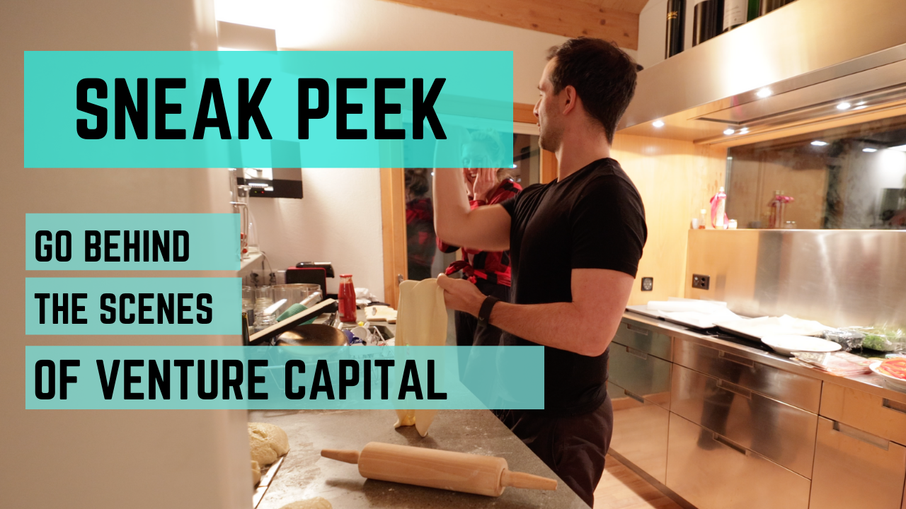 SNEAK PEEK: NEW SERIES INSIDE VENTURE CAPITAL (VC DIARIES)